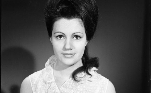 Kristina Remškar leta 1961. FOTO: Wikipedia