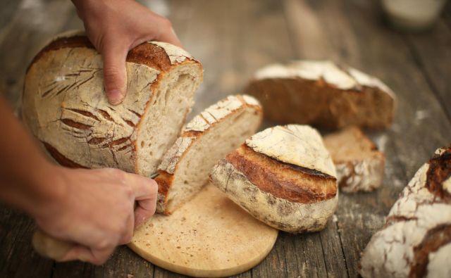 Evropski Zeleni so preračunali, da bi z denarjem, ki ga v Sloveniji porabimo za koruptivne namene, lahko kupili 1034 kilogramov kruha na osebo ali skoraj tri kilograme kruha na dan. Foto Jure Eržen