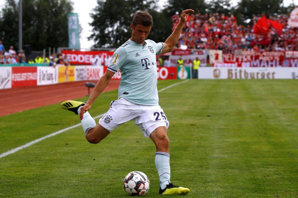 Bayern proti Liverpoolu brez Müllerja