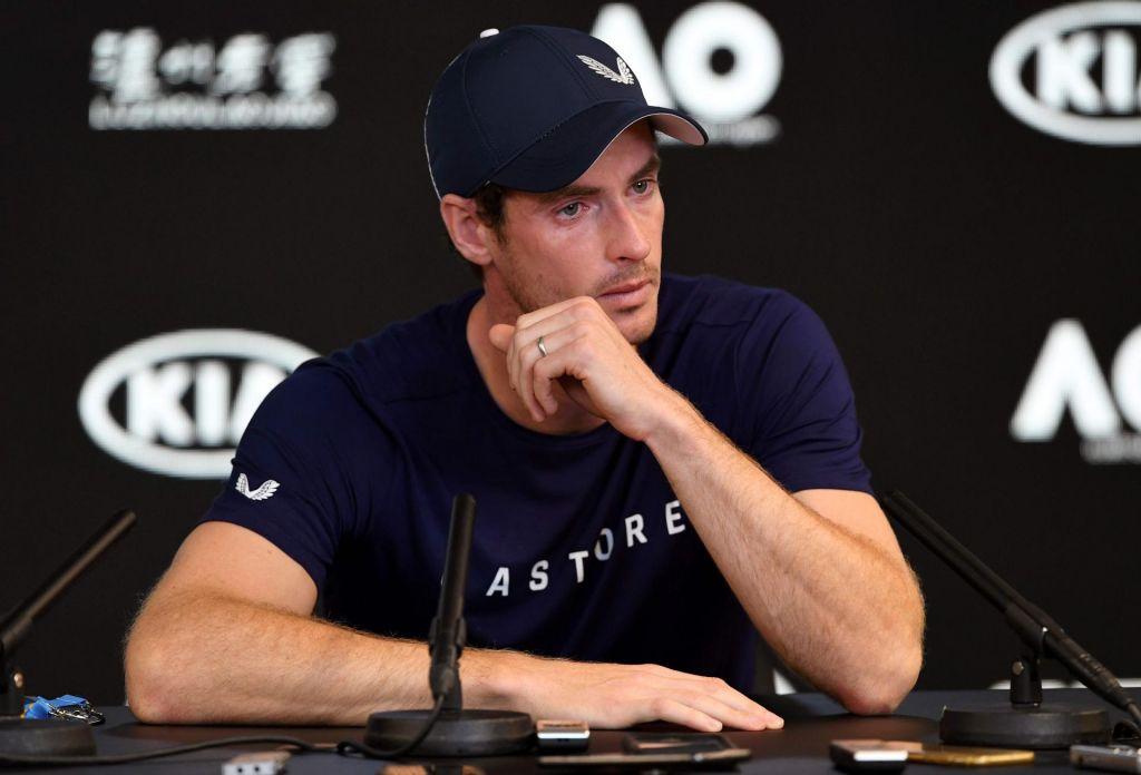 Andy Murray zaradi bolečin napovedal slovo od tenisa (VIDEO)