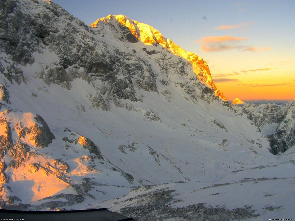 FOTO:Zakaj je zima v Sloveniji zelena?