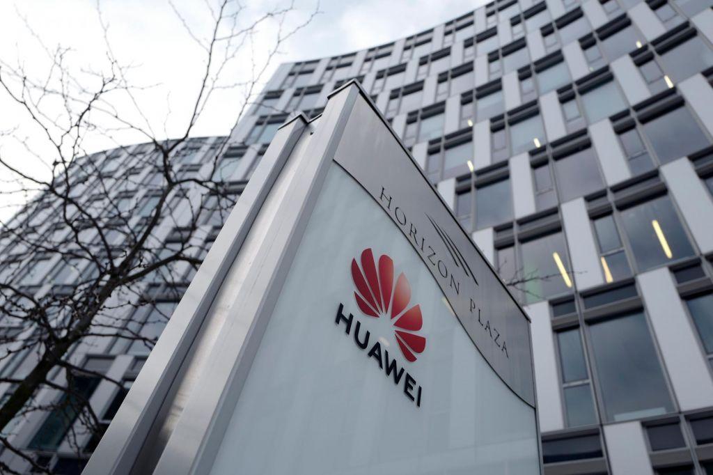 Na Poljskem aretirali uslužbenca Huaweia