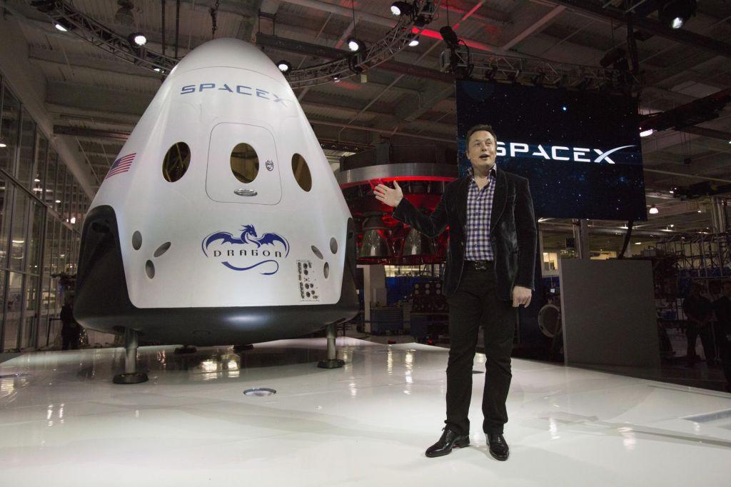 ElonMuskodpušča tudi pri podjetju SpaceX
