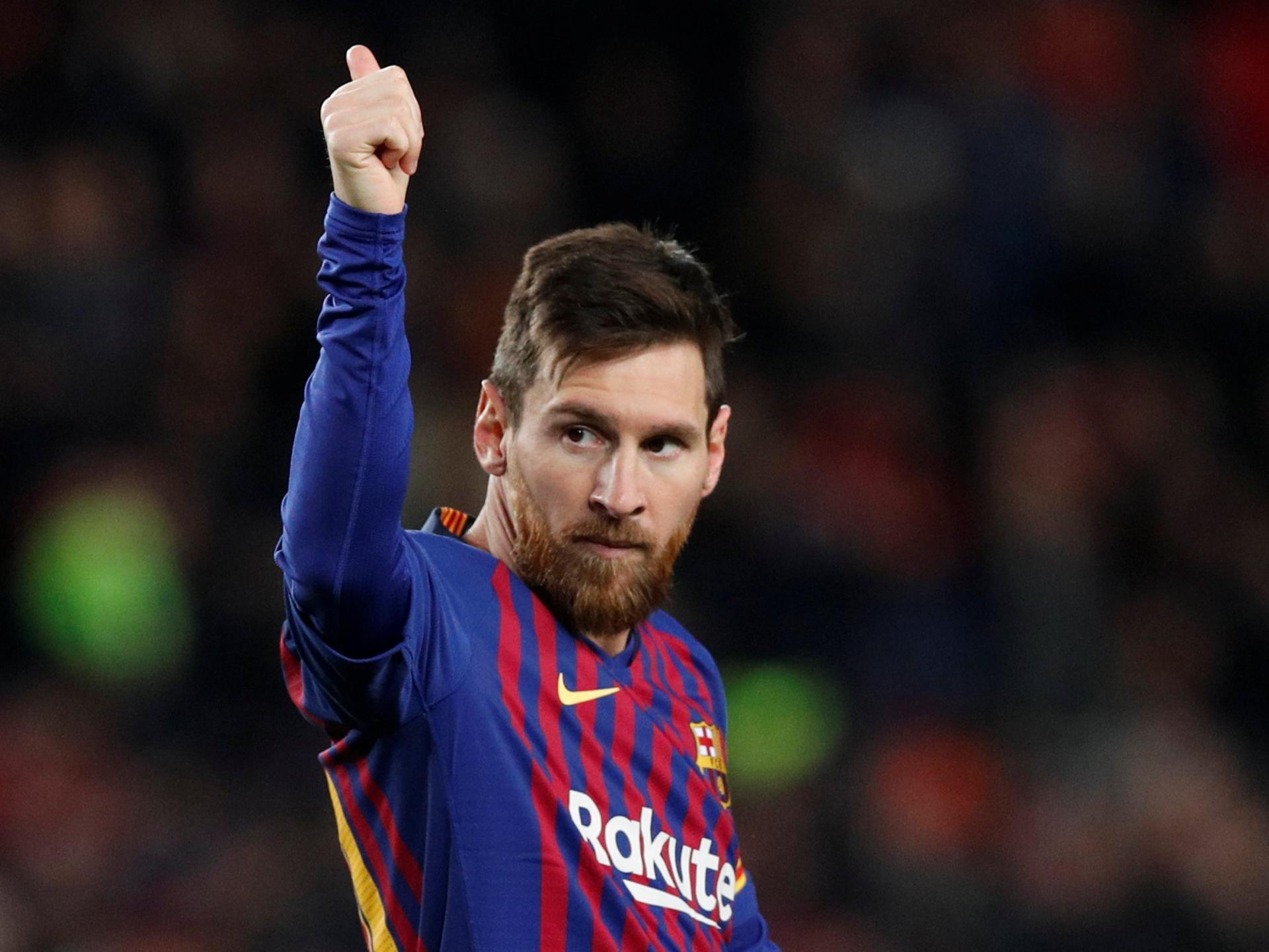 Messi Dosegel 400. Gol V španski Ligi