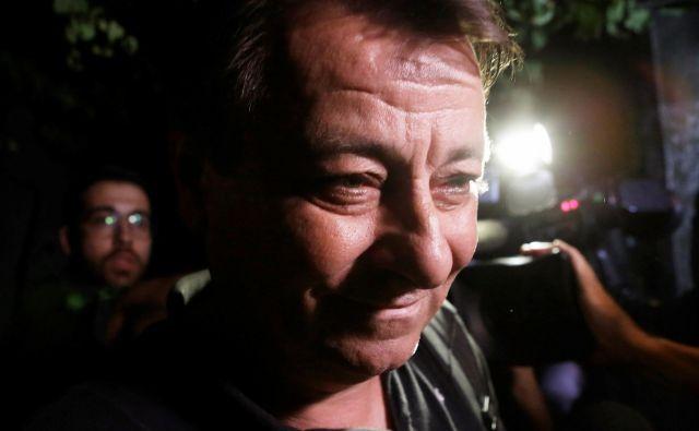 Cesareja Battistija bodo najverjetneje izročili Italiji.FOTO: Reuters