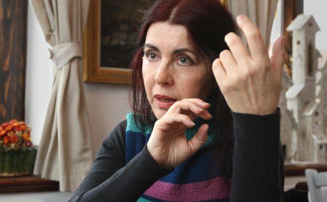 Klarisa Jovanović je zanimiva sogovornica.<br /> FOTO: Igor Zaplatil