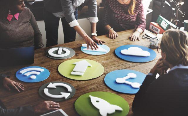 Digitalne veščine so prešibko razvite v večini držav. FOTO Shutterstock