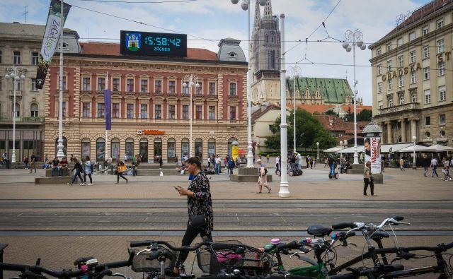 Varovanec v središču Zagreba lahko v enoposteljni sobi v popolnem udobju uživa za borih 426 evrov na mesec. FOTO: Jože Suhadolnik