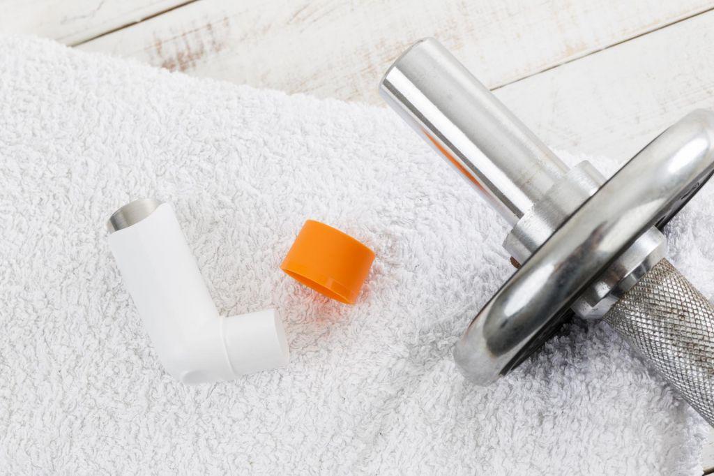 Astma in šport