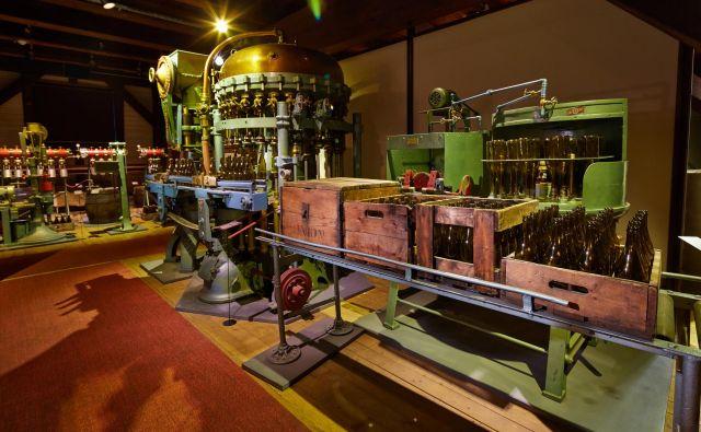 Pivovarski muzej domuje v nekdanji sladarni, ki so jo zaradi ekonomskih razlogov opustili konec sedemdesetih let. FOTO: Promocijsko gradivo Union