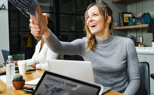 Zaposleni, ki imajo delež v podjetju, so tudi veliko bolj motivirani. FOTO: Pexels