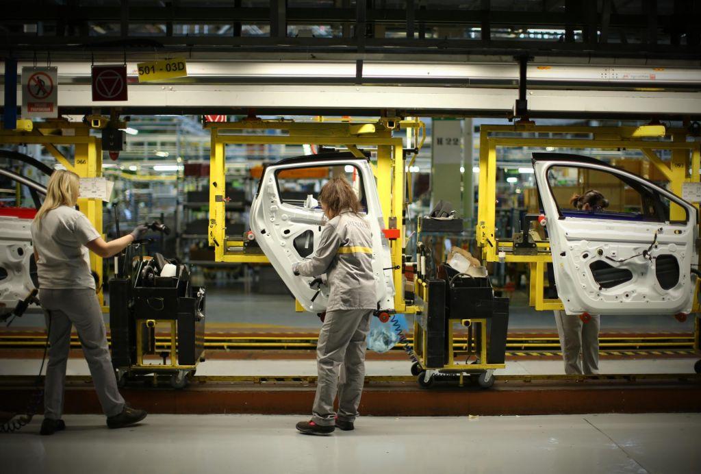 Brexit bi lahko udaril po slovenski avtomobilski industriji