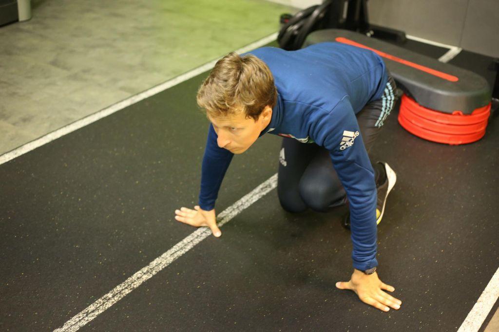 Peter Prevc bo treniral namesto tekmoval