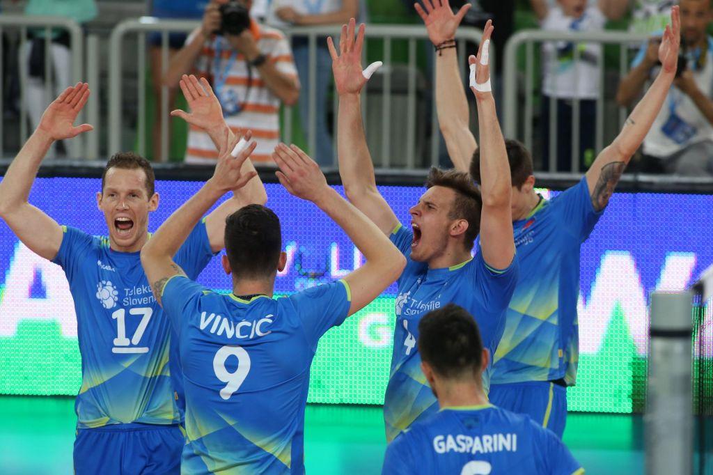 Izjemno ugodno slovensko skupino kazi le Rusija