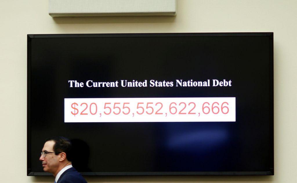 Ameriški dolg: ga bo sploh kdo odplačal?