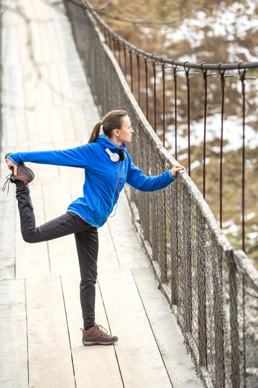 Program zimske tekaške vadbe