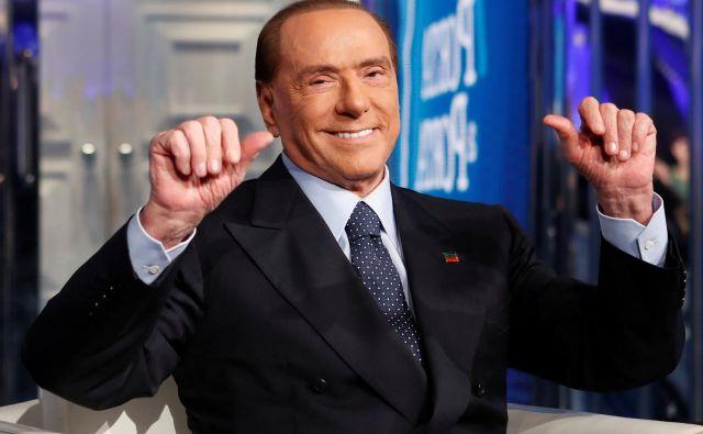 Silvio Berlusconi FOTO: Reuters