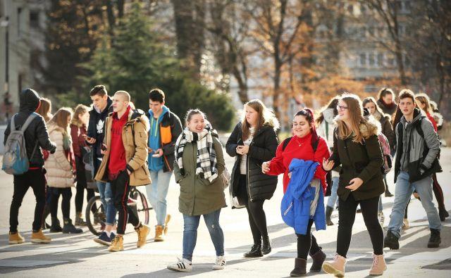 Mladim utirajo pod do trajne zaposlitve tudi državne subvencije delodajalcem. FOTO Jure Eržen/Delo