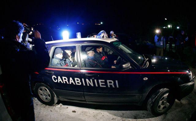 Italijanska mafija je okrepila prisotnost na nemških tleh. Fotografija je simbolična. FOTO: Leonard Foeger/Reuters
