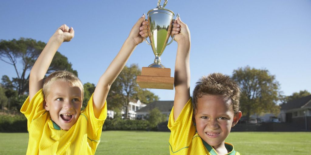 Kaj so otrokovi cilju v športu?