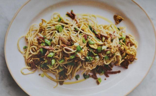 Foto Iz Knjige Jamie Oliver: 5 Sestavin