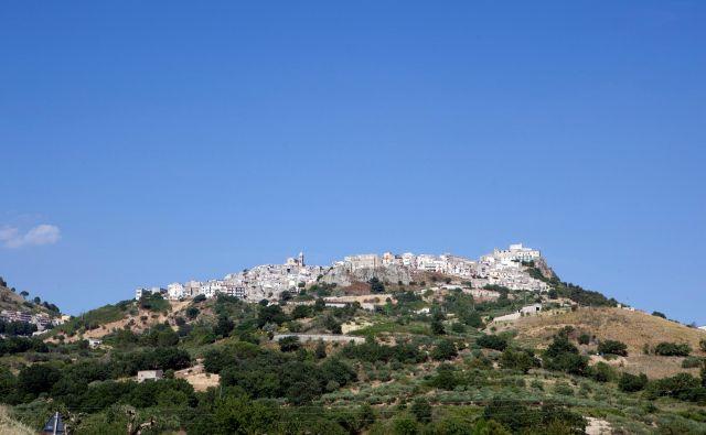 Sambuca je mestece na Siciliji. FOTO: Shutterstock