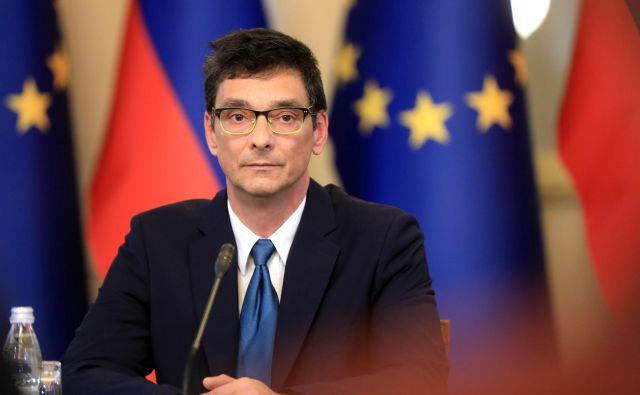 Peter Svetina, kandidat za varuha človekovih pravic, napoveduje, da bo deloval proaktivno. FOTO: Voranc Vogel/Delo