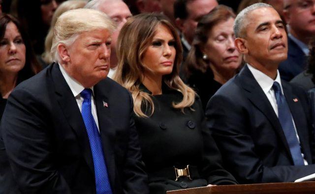 Težko je verjeti, da bo predsedovanje Donalda Trumpa pozitivno ocenjeno v presojah zgodovinarjev. Foto Reuters