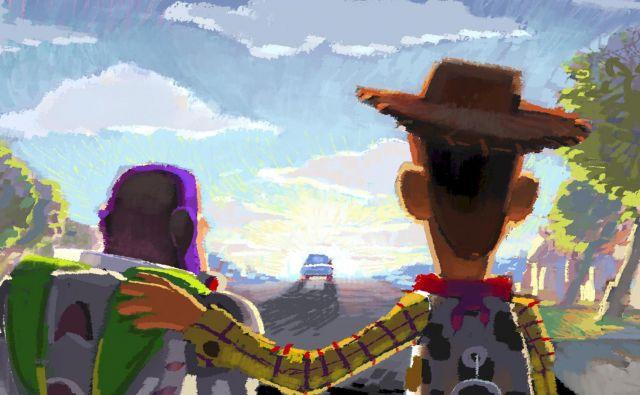 Robert Kondo: Beat Board – Addio Andy, za film <em>Svet igrač 3.</em> Foto Disney/Pixar