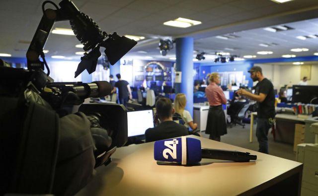Največji medijski prevzem v zgodovini samostojne Slovenije se ne bo zgodil. FOTO: Leon Vidic/Delo