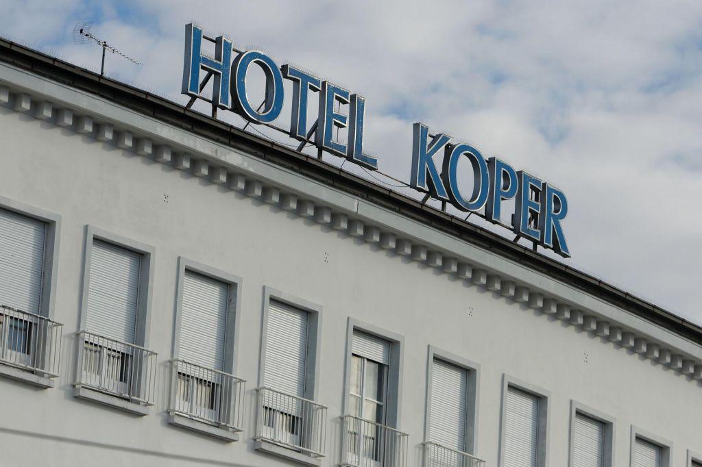 Občina odstopila od nakupa Hotela Koper