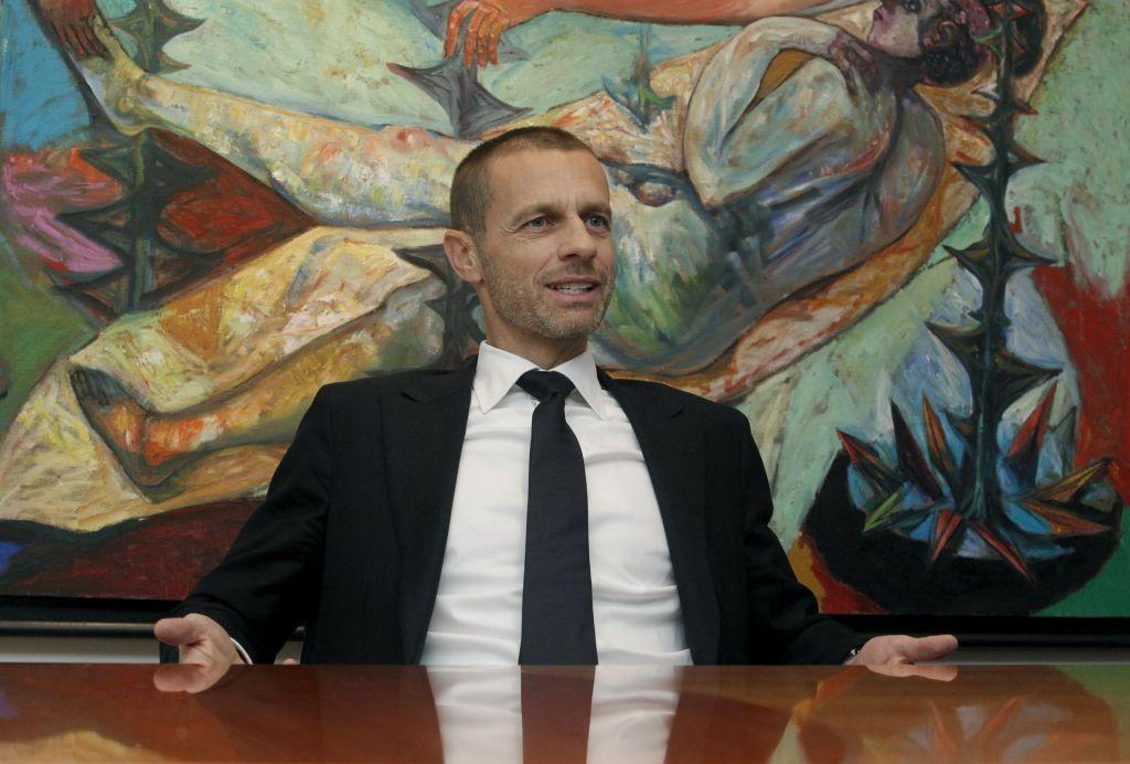 Nagrajeni Aleksander Čeferin očaral tudi nekdanje ostre kritike