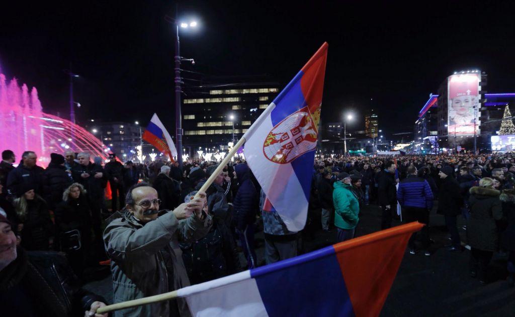 Tudi to je Srbija: Radost, energija in ljubezen po nareku