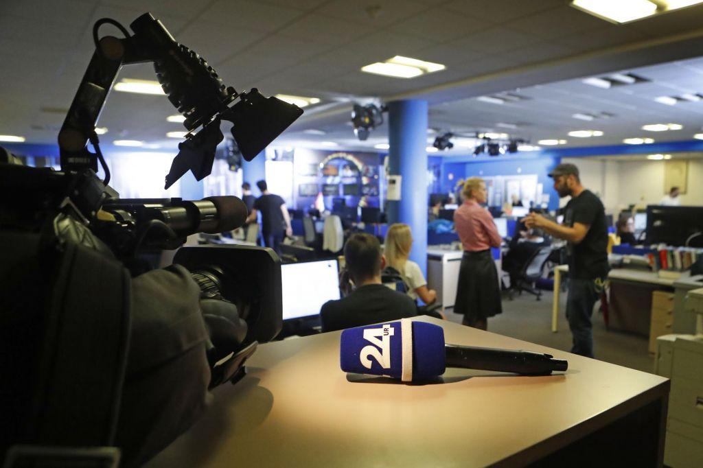 Brez največjega medijskega prevzema v Sloveniji