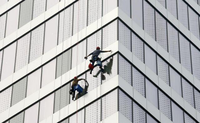 Hotel Intercontinental utegne dobiti »dvojčka«. FOTO: Matej Družnik/Delo