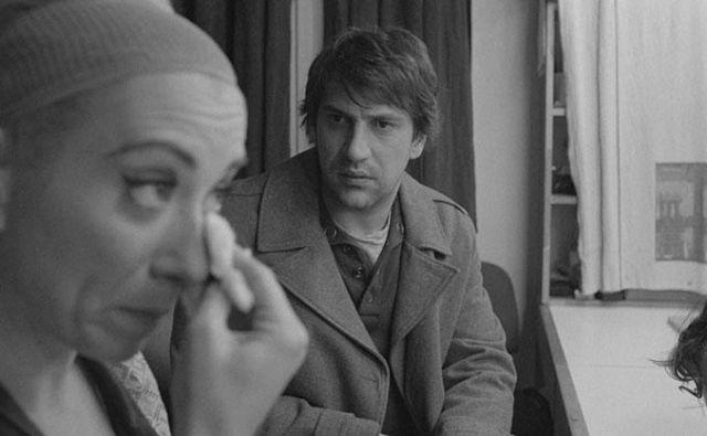 Hrvaška igralca Lana Barić in Goran Bogdan v »zagrebškem« delu triptiha <em>Igram, sem. </em>FOTO: arhiv Kinodvora
