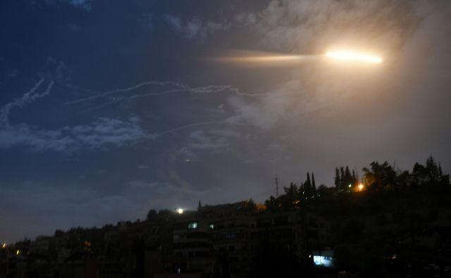Izrael je ponovno udaril po »iranskih« ciljih v sosednji Siriji. Foto: Reuters