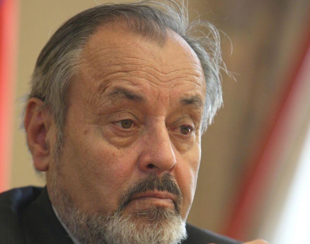 Ernesta Petriča ne bo na listi SLS