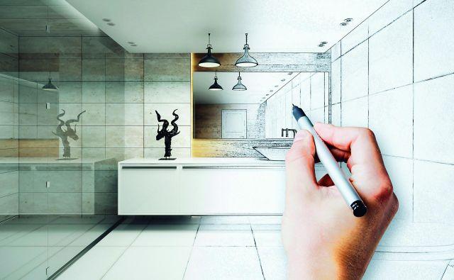 Največ možnosti izbire in prilagoditev našim potrebam ponuja pohištvo po meri. FOTO: Shutterstock