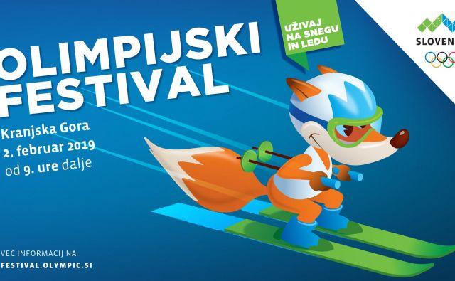 Kot vsak olimpijski športni dogodek bomo tudi Olimpijski festival začeli z <strong>olimpijskim protokolom</strong>. Foto: OKS