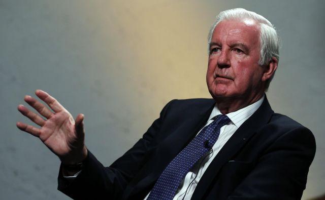 Predsednik WADA Craig Reedie in drugi člani izvršnega odbora so zadovoljni s sodelovanjem z rusko protidopinško agencijo. FOTO: Reuters