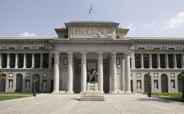 Do začetka marca si je mogoče v madridskem muzeju ogledati razstavo <em>Muzej Prado 1819–2019. Prostor spomina</em>.