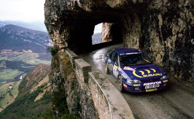 Reli Monte Carlo od voznikov zahteva vsestranskost, iznajdljivost, zbranost, prilagodljivost in pogum. FOTO: Reuters