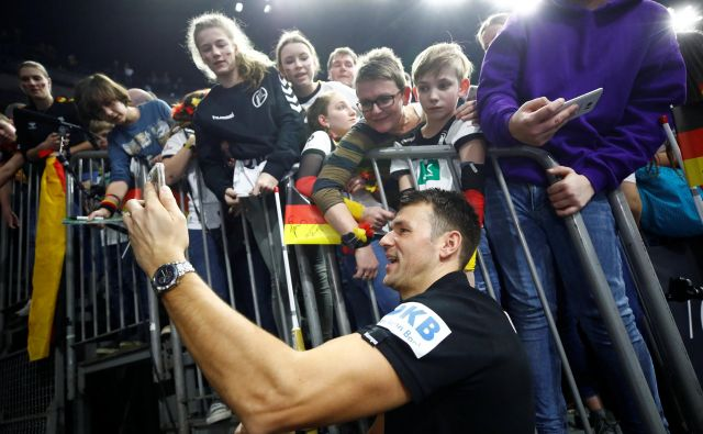 Nemški selektor si je ob slovesu od Kölna dal duška. FOTO: Reuters