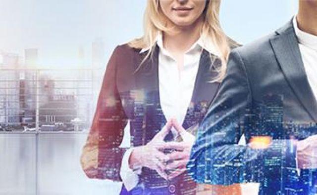 »V Microsoftu se zavedamo, da bomo uspešni le, če bodo uspešne naše stranke in partnerji.« Foto: Comtrade System Integration Adriatic