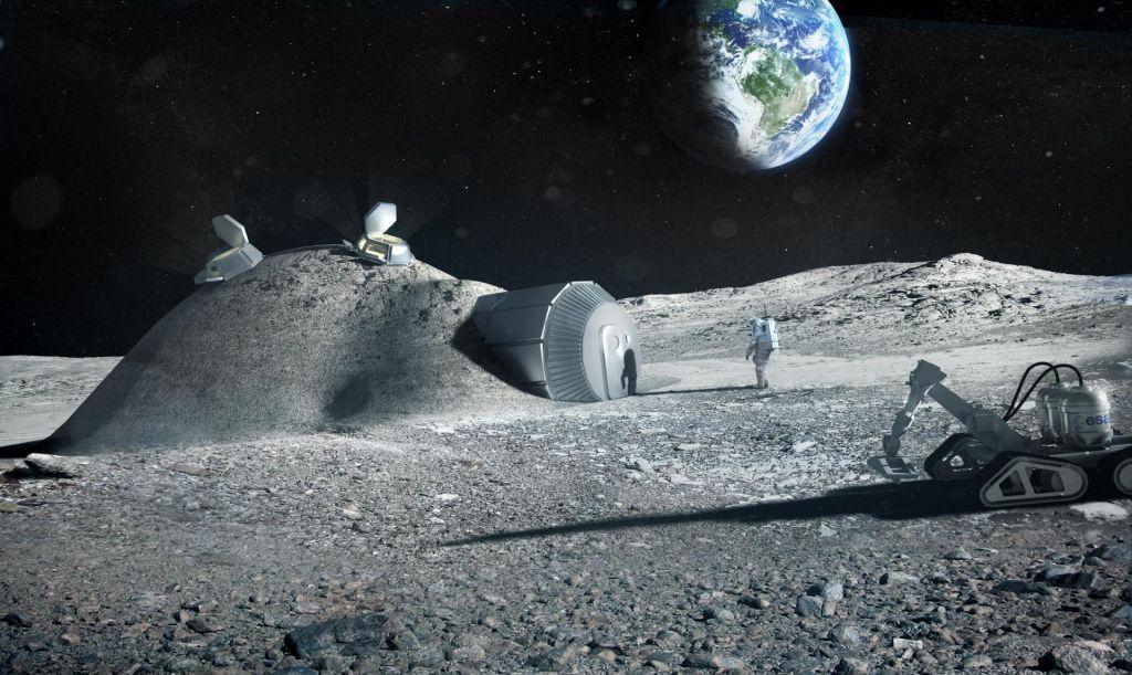 Esa bi rudarila na Luni
