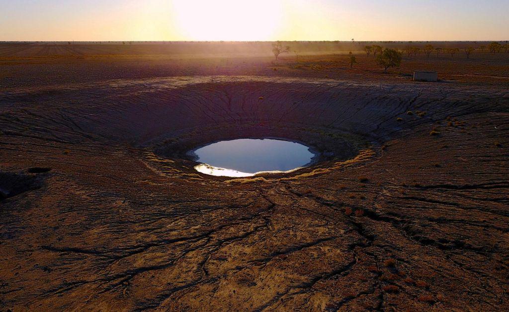 V Avstraliji izmerili skoraj 50 stopinj Celzija