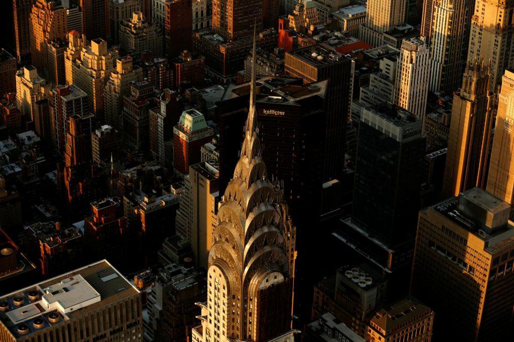 FOTO:Naprodaj najlepša stolpnica v New Yorku