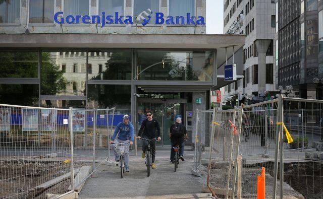 AIK banka je od Banke Slovenije konec oktobra dobila zeleno luč za povečanje lastniškega deleža nad 50 odstotkov. Foto Jože Suhadolnik