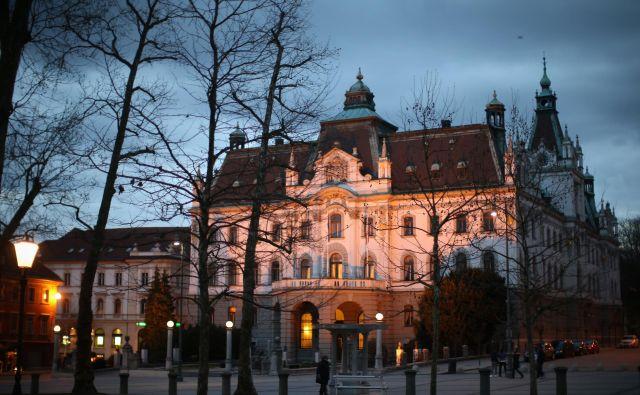 Univerza v Ljubljani podpira inovativnost. FOTO Jure Eržen/Delo